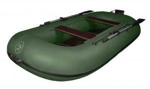 Лодка ПВХ Ботмастер (Boatmaster) 300HF надувная гребная