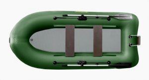 Лодка ПВХ Ботмастер (Boatmaster) 300SA надувная гребная